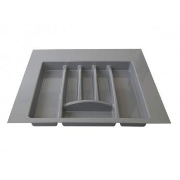 Лоток для столовых приборов (500x495), Silver Champagne