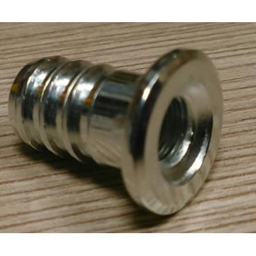 Крепеж для подпятник регулируемый D19*H7.5   М6