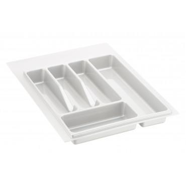 Лоток для столовых приборов (385x485), Белый