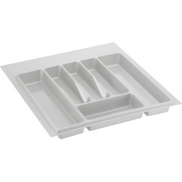 Лоток для столовых приборов (470x490), Белый