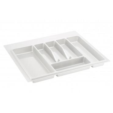 Лоток для столовых приборов (540x490), Белый