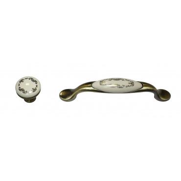 Ручка мебельная RU5-1010К